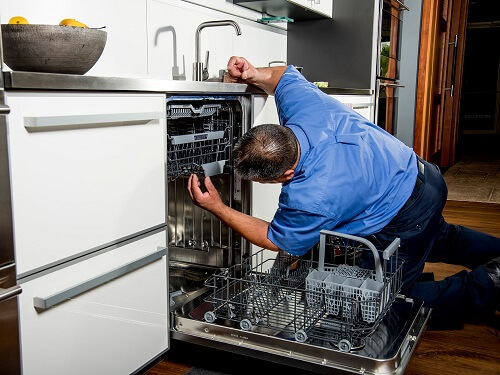 dishwasher repair Orange County