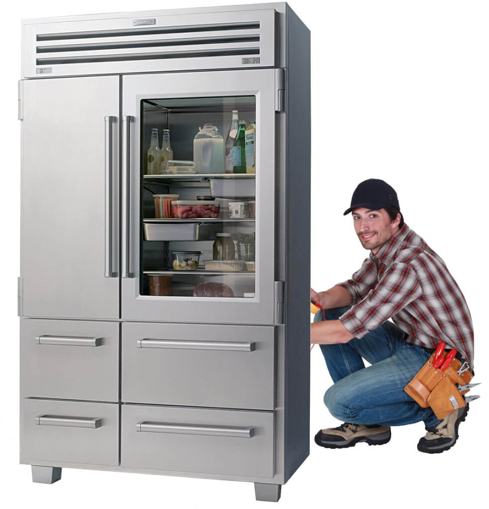 Refrigerator Repair in Orange County