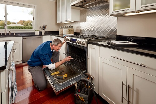 Oven and Stove Repair in Orange County